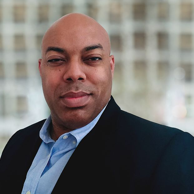 Profile photo of Andre Nellams, Senior Director, Talent Acquisition & Diversity, Equity and Inclusion at Accolade