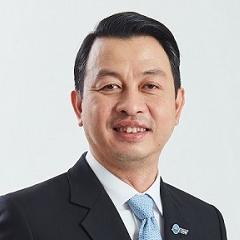 Profile photo of Nitinai Sirismatthakarn, President at Airports of Thailand