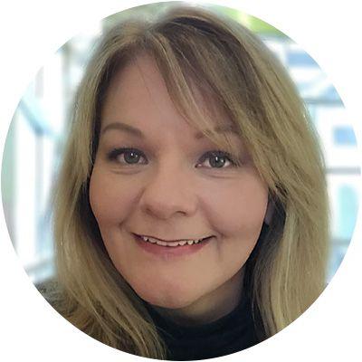 Profile photo of Cindy Marple, VP of HR at Digimarc