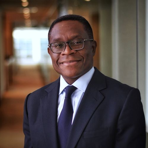 Bernard A, Mensah