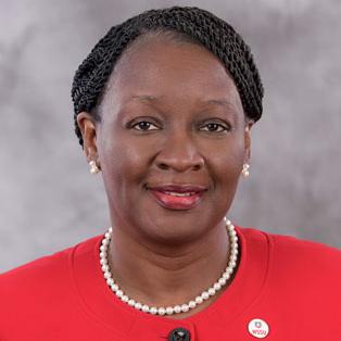 Profile photo of Constance Mallette, Vice Chancellor & CFO at Winston-Salem State University
