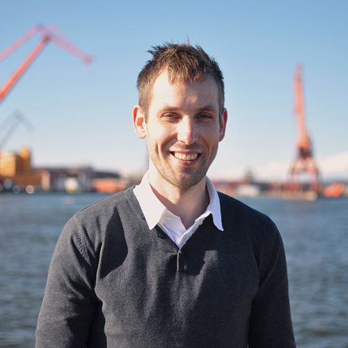 Profile photo of Christian Genne, Founder & CTO at TRINE