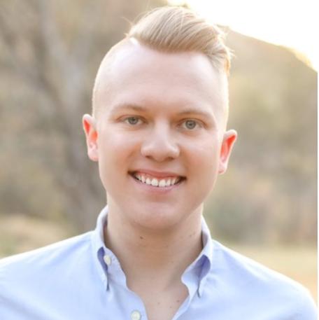 Profile photo of Samuel Garrett-Pate, Communications Director at Equality California