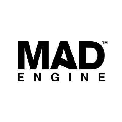 Mad Engine logo