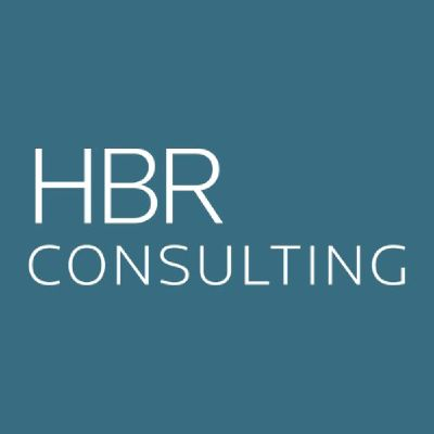 HBR Consulting logo