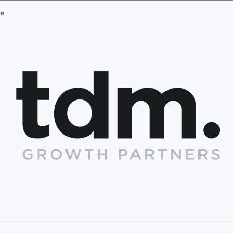 TDM Growth Partners Logo