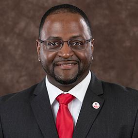 Profile photo of Anthony Graham, Provost at Winston-Salem State University