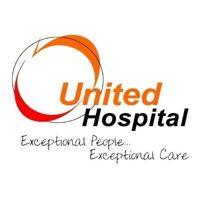 United Hospital logo