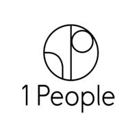 1 People logo