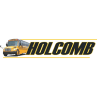 Holcomb Bus logo