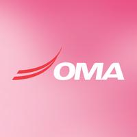 OMA Aeropuertos logo