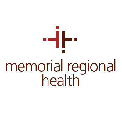 Memorial Regional Health logo