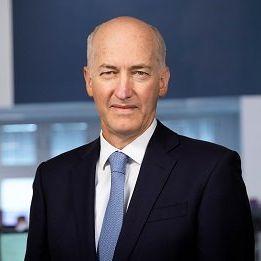 Profile photo of David Higgins, Chairman at United Utilities
