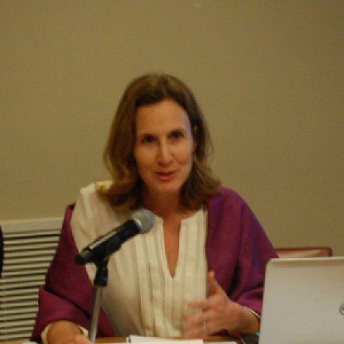 Profile photo of Kristen Sample, Director of Governance at National Democratic Institute