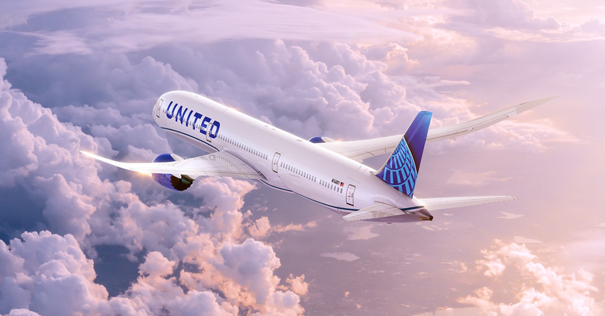 United Airlines Applauds Spain's Decision to Reopen to Vaccinated Travelers, United Airlines