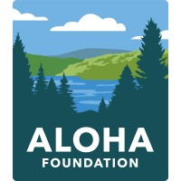 The Aloha Foundation logo