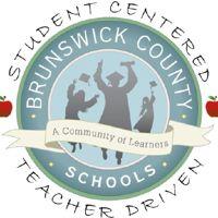 BRUNSWICK COUNTY SCHOOLS logo