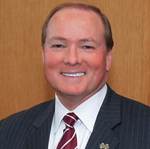 Profile photo of Mark E. Keenum, President at Mississippi State University