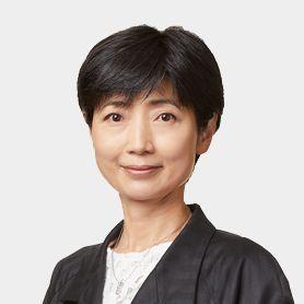 Profile photo of Mitsuko Okamoto, Outside Director at Square Enix