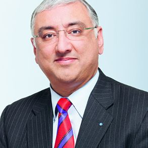 Profile photo of Vibhu Sharma, EVP & Chief Financial Officer at Thrivent