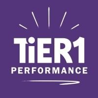 TiER1 Performance logo