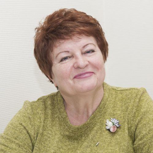 Anna Fadeevna Burukina