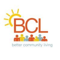 Better Community Living logo