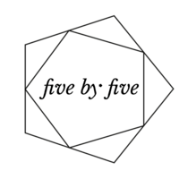 Five by Five logo