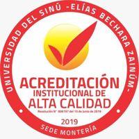 UNIVERSIDAD DEL SINU - ELIAS BECHARA ZAINUM - SEDE MONTERIA logo