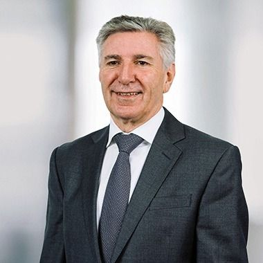 Profile photo of Sir Kevin Smith, Senior Independent Director at Rolls-Royce