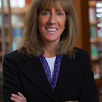 Profile photo of Tracy Barlok, VP, Advancement at College of the Holy Cross