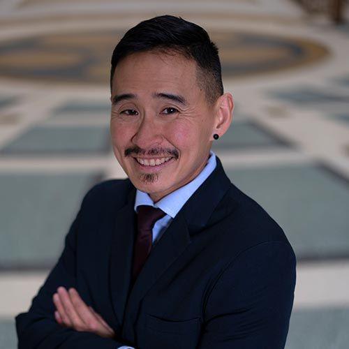Profile photo of Kris Hayashi, Executive Director at Transgender Law Center