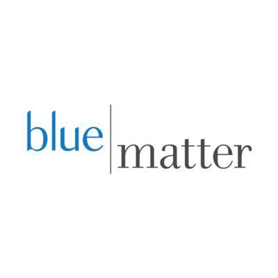 Blue Matter logo