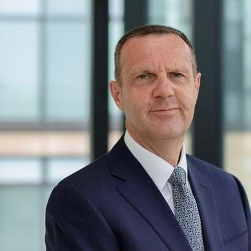 Profile photo of Neal Anderson, President and CEO at Wood Mackenzie