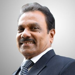Profile photo of P. P. Shetty, Mentor HR at Allcargo Logistics