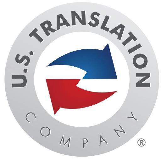 U.S. Translation logo