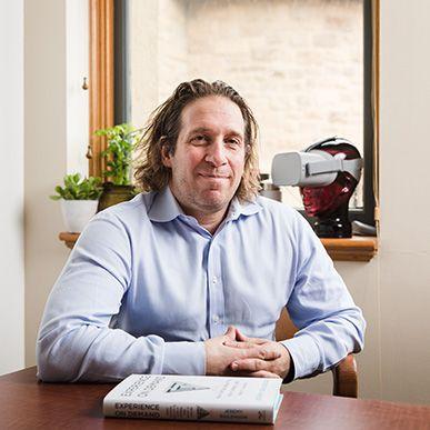 Profile photo of Jeremy Bailenson, Co-Founder at STRIVR