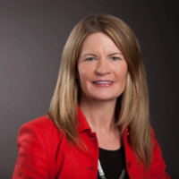 Profile photo of Mary Mannion Plunkett, Chief Human Resources Officer at Blue Origin