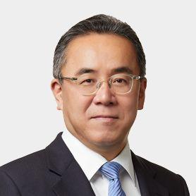 Profile photo of Yosuke Matsuda, President and Representative Director at Square Enix