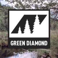 Green Diamond Resource Company logo