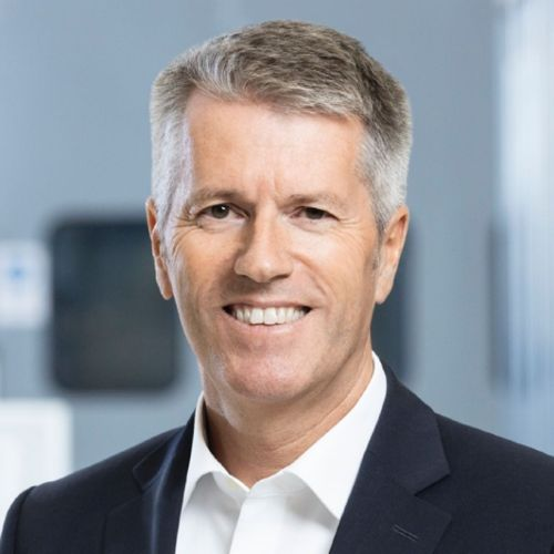 Profile photo of Andreas Endters, President & CEO, Voith Paper at Voith Group
