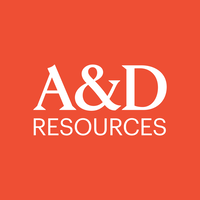 A&D Resources logo
