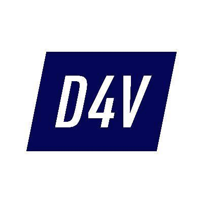 D4V (Design for Ventures) logo