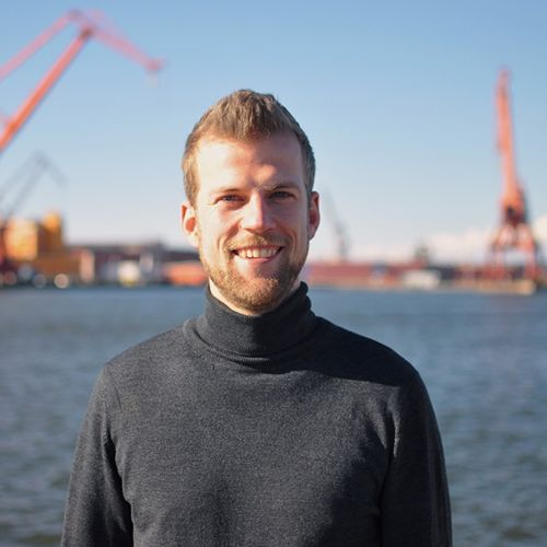 Profile photo of Andreas Lehner, Founder & COO at TRINE