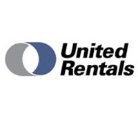 United Rentals logo