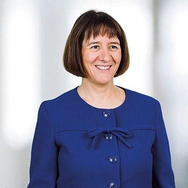 Profile photo of Jasmin Staiblin, Non – Executive Director at Rolls-Royce