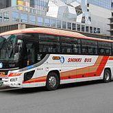 Shinki Bus Co Ltd logo