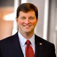 Profile photo of John Rush, Vice President for Development and Alumni at Mississippi State University