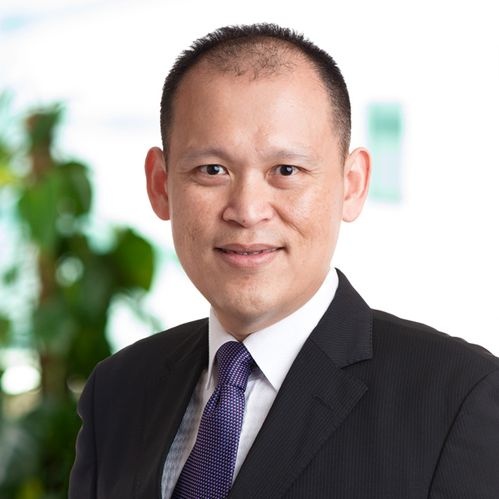 Profile photo of Chong Siew Loong, Network Lead at StarHub