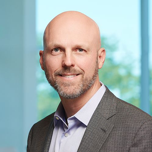 Profile photo of Jim Larkins, Lead Portfolio Manager, Small Cap Value at Wasatch Global Investors